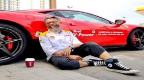 Pakcik Shell beri inspirasi kepada warganet