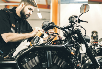 Penting dalam penjagaan motosikal kurangkan risiko kemalangan