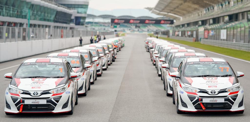 Lumba kereta tanpa penonton, boleh tengok di YouTube