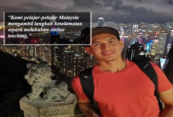 Pelajar Malaysia kongsi cara pembelajaran di Hong Kong ketika Covid-19