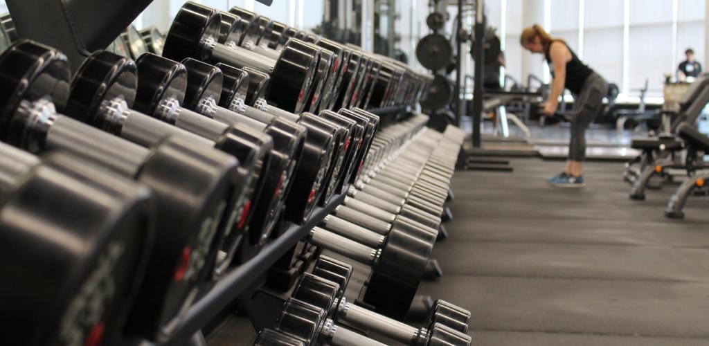 Wanita pergi gym tak semestinya jadi sado
