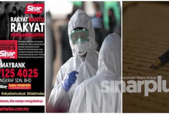 Sepucuk Surat Doktor Dari Barisan Depan buat warganet sebak