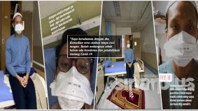 Perkongsian kisah benar pengalaman pesakit Covid-19