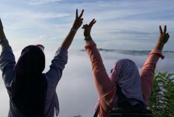 Tip pilih kawan untuk jadikan percutian anda best giler