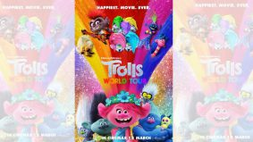 Trolls World Tour penuh warna-warni