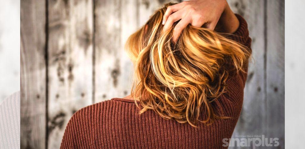 vaseline rambut