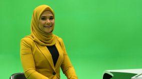 Rasyidah, penyampai berita Mandarin berketurunan Melayu pertama di RTM