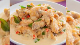 Creamy Butter Chicken rangup, lemak berkrim ini pasti membangkitkan ilham