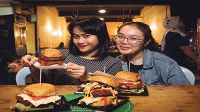 Port baik punya untuk si hantu burger keju