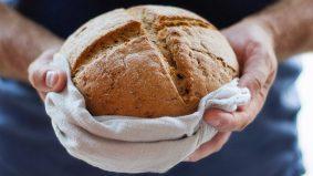 Jom buat roti sendiri di rumah, 6 bahan sahaja