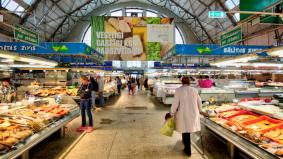 Covid-19: SOP beli barang di pasar raya