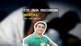 Jaga kesihatan mental – Dr Che Hafiz