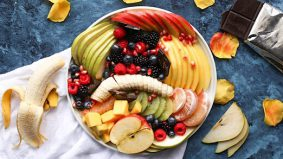 Jom buat koktail buah sedap dan segar