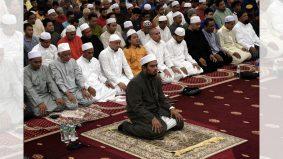 Menteri Agama jawab hukum 3 kali berturut-turut tak solat Jumaat akibat PKP
