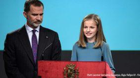 Teman sekelas positif Covid-19, Puteri Mahkota Sepanyol dikuarantin