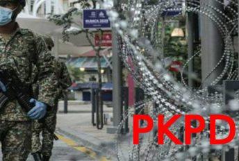 PKPDB di 4 daerah Sabah bermula 12.01 tengah malam ini