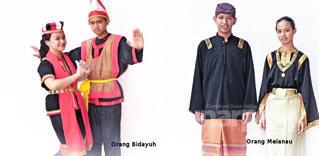 Cantiknya Dayang Nurfaizah pekena baju tradisional Melayu Sarawak, jadi perhatian warganet