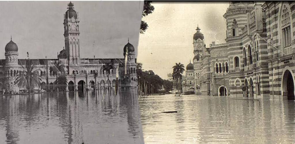 Banjir kilat KL imbau negara dilanda bah besar 1926 dan 1971