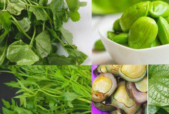 Rajinkan diri makan ulam-ulaman.. ini 8 jenis ulam popular, rugi tak cuba