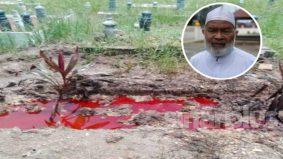 Imam Masjid Al Irfan rayu hentikan sebar video 'kubur berdarah'