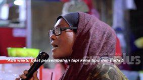Kadang-kadang dapat RM7 : Pengalaman Alina Hassan busking tepi jalan