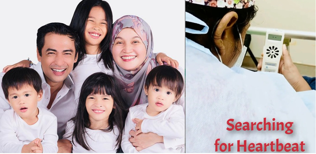 Dr Sheikh Muszafar kongsi detik cemas bayi dalam perut tak bergerak