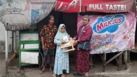 Berkat bantu bapa menjual mi ayam, gadis ini berjaya hafaz 18 juzuk al-Quran