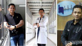 """""""Tidak kisah digelar doktor selebriti. Janji saya dapat berkongsi ilmu, pandangan di media sosial,""""- Dr Beni"""