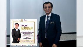 Tamat pengajian PhD, Ahmad Idham kini bergelar Doktor Falsafah (Dr)