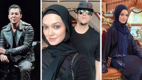 'Saya harap peminat dapat doakan yang terbaik…' – Syamsul Yusof ulas isu rumah tangga