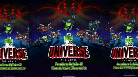 Tayangan Perdana Ben 10 vs. The Universe: The Movie, 10 Oktober depan