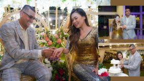 Azad Jazmin buat kejutan, Eira Syazira menitiskan air mata