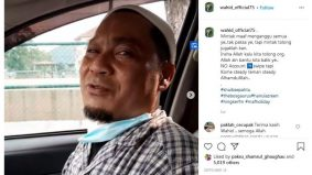 Wahid Senario rayu orang ramai bantu Pak Lah Cecupak yang kini derita kanser usus tahap empat