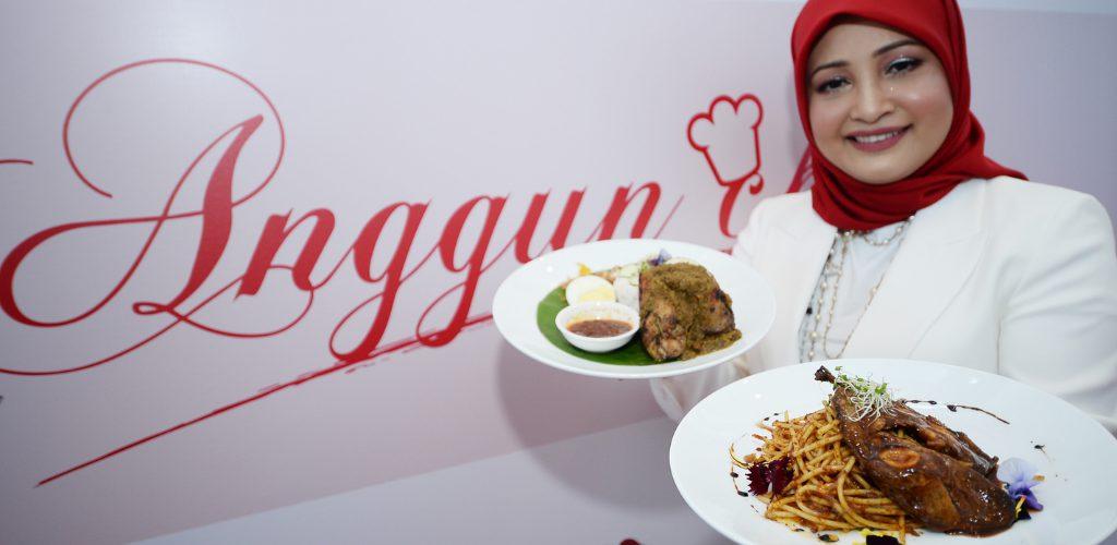 anggun chef cafe