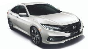 Honda keluarkan warna lebih ummphhh, Platinum White Pearl nampak lebih glossy, mewah