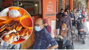 Resipi rahsiaibu rupanya buat Nasi Ayam Baba ini popular di Melaka