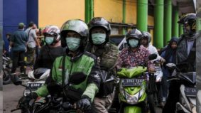 Covid-19: Kes mencanak naik, Jakarta kembali lockdown