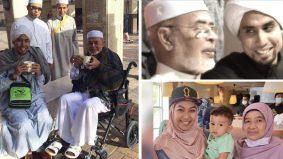 Ustaz Don kenang momen istimewa bersama TG Haron Din, nasihat pegang pada al-Quran