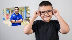 Tanda-tanda anak kecil perlukan cermin mata