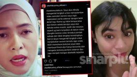 Sharifah Zarina dan anak mengamuk, ini kejadian sebenar