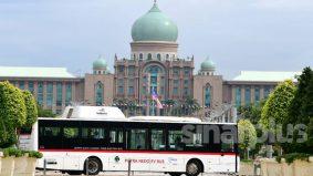 Untungnya warga Putrajaya, bas percuma bermula 1 November