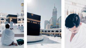 """""""Alhamdulillah…merasa jadi yang terawal"""" – Pemuda Malaysia jalani umrah norma baharu"""