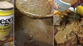 Ini rupanya rahsia sos lada hitam lemak berkrim
