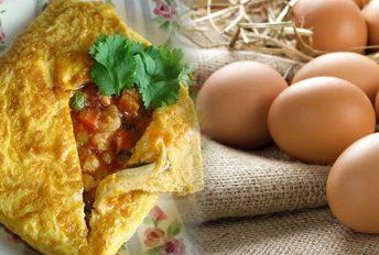Telur bungkus ekspres bagi ibu yang selalu sibuk