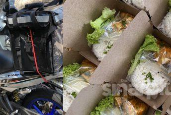 Hilang kerja sejak PKP, lelaki ini terus bangkit dan kini buat 'lunch box'