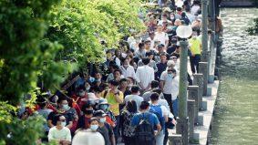 Jika dulu dikenali tempat asal Covid-19, Wuhan kini dibanjiri 18 juta pelancong