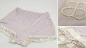 Sehelai seluar dalam wanita berharga RM32,121.81 jadi rebutan