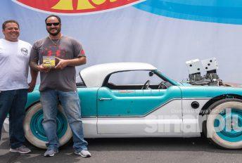 Peluang jadikan kereta kesayangan skala Hot Wheels dan dipasarkan seluruh dunia