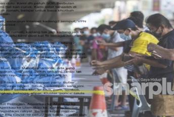 'Suara rakyat' viral di media sosial, mohon hadamkan