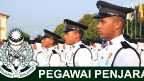 Rebut peluang! Jabatan Penjara Malaysia tawar 107 kekosongan jawatan